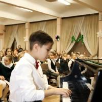 Отчетный концерт учащихся ДДЮ на базе гимназии №66