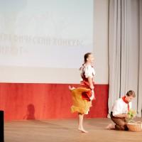 Районный хореографический конкурс «Пируэт»