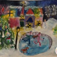 Районный конкурс «Рождественская звезда»